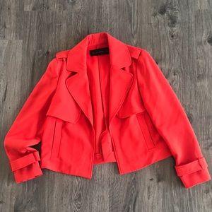 Zara Red Blazer - M